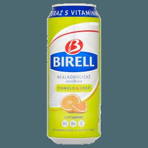 Birell nealko pomelo & grep
