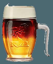 Rezané pivo - Šariš 11° + Kozel 10°